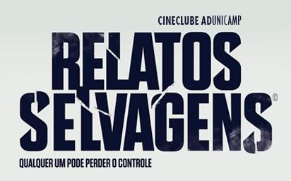 cine Relatos selvagens home — Próxima sessão: Relatos Selvagens (2014) — ADunicamp