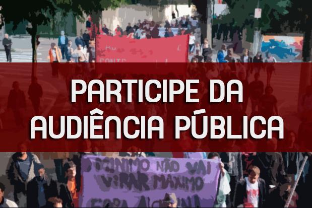 CHAMADA AUDIENCIA HOME — Todos à audiência pública em 23/6 - Por mais recursos para as Universidades — ADunicamp