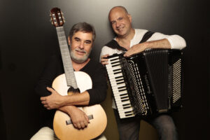Concertos ADunicamp   Duo Toninho Ferragutti e Marco Pereira