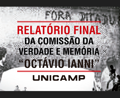 """relatorio final CVM final — CVM """"Octávio Ianni"""" apresenta relatório final em formato de livro — ADunicamp"""