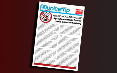 BOLETIM adu 07072015 home1 — Assédio Moral na Unicamp. Ação do Ministério Público revela a ponta do iceberg — ADunicamp