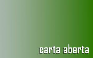 Divulgação | Carta aberta à Reitoria