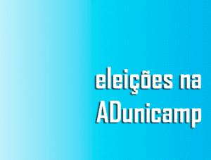 eleicoes home 1 — Boletins — ADunicamp