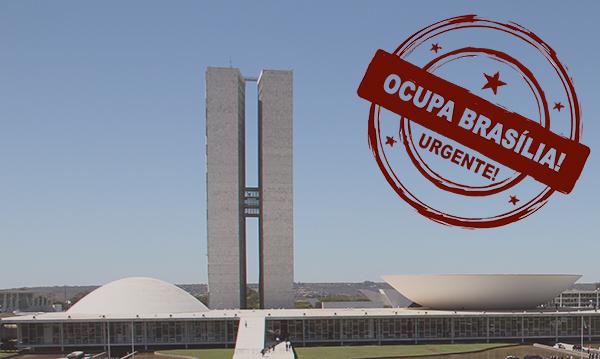 brasilia montagem site — CONVOCATÓRIA - OCUPA BRASÍLIA!! (24/05) — ADunicamp