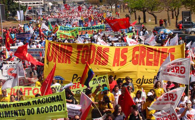 jornal fonasefe foto — Fonasefe | O Brasil precisa de uma nova Greve Geral — ADunicamp