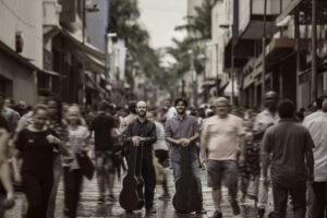 Concertos 2018   Duo Rafael Thomaz e Guilherme Lamas lançam o CD 'Idas e Vindas' na ADunicamp