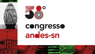 Andes 38 congresso 2019 — ANDES-SN divulga Caderno de Textos do 38º Congresso — ADunicamp