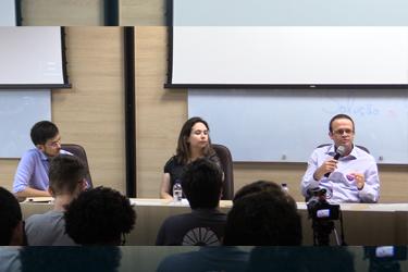 — Presidente da ADunicamp participa de debate sobre mensalidade nas universidades públicas — ADunicamp