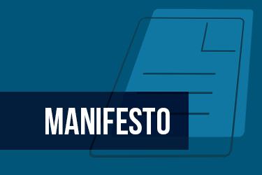 manifesto home — MANIFESTO EM DEFESA DO CONSEA — ADunicamp