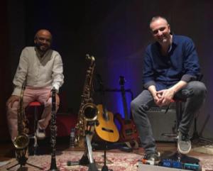 FT (28/03) | Choro Jazz com Geremias Tiófilo e Aquiles Faneco