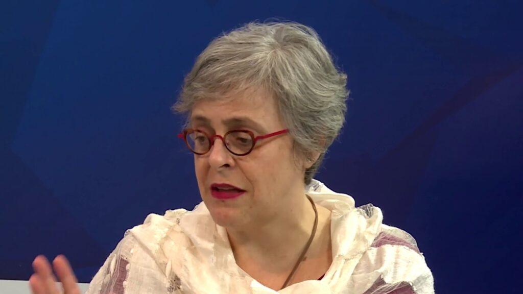"""SARA granenam — """"A capitalização é a razão de ser dessa reforma"""", afirma Sara Granemann — ADunicamp"""