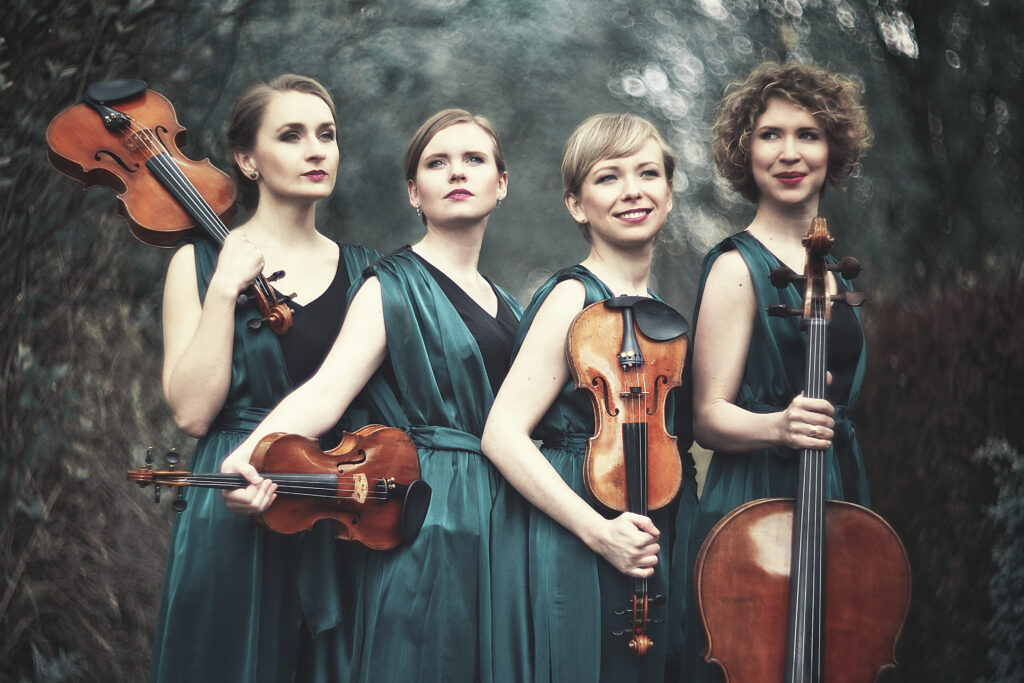 Messages Quartet — Cinema com Música ao vivo (03/04/2019) | ADunicamp recebe o IV Festival de Música Polonesa — ADunicamp