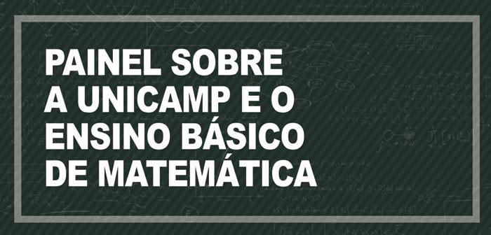 Painel IMECC — ADunicamp Podcast   Painel sobre a Unicamp e o ensino básico de Matemática — ADunicamp