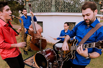 Signori e Mauad Jazz Band home — Chá d'ADu (17/04/2019) | Signori e Mauad Jazz Band — ADunicamp