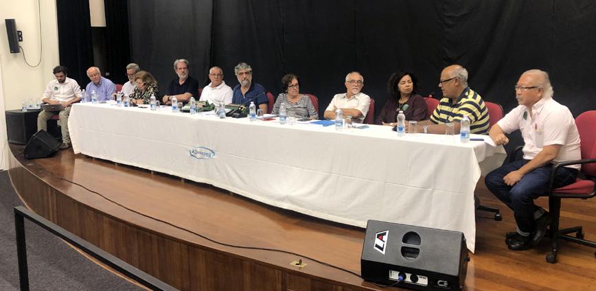 2019 05 13 debate consu home — Debate com candidatos e candidatas à Representação docente no CONSU da Unicamp — ADunicamp