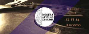 Mostra de Violão da Unicamp   II Edição – 2019