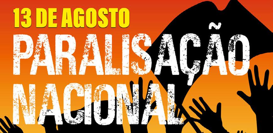2019 08 13 greve geral — 13 de agosto é Greve Nacional pela Educação, contra a reforma da Previdência e por Empregos — ADunicamp