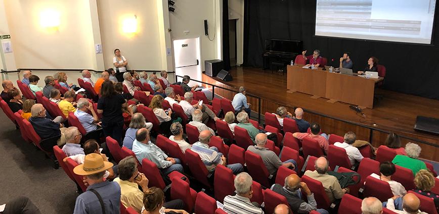 2019 08 30 assembleia docentes teto — ADunicamp ingressa com ação coletiva contra redução salarial — ADunicamp