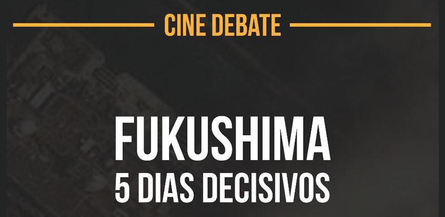 fukushima destacada — Cineclube com Debate | Fukushima - 5 dias decisivos (10/10) — ADunicamp