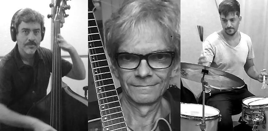 Trio destacada — Chá d'ADu (13/11/2019) | LUIZ LIMA BR TRIO — ADunicamp