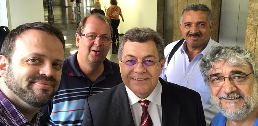 Alesp destacada — STF mantém liminar que suspende tramitação da reforma da Previdência na Alesp — ADunicamp