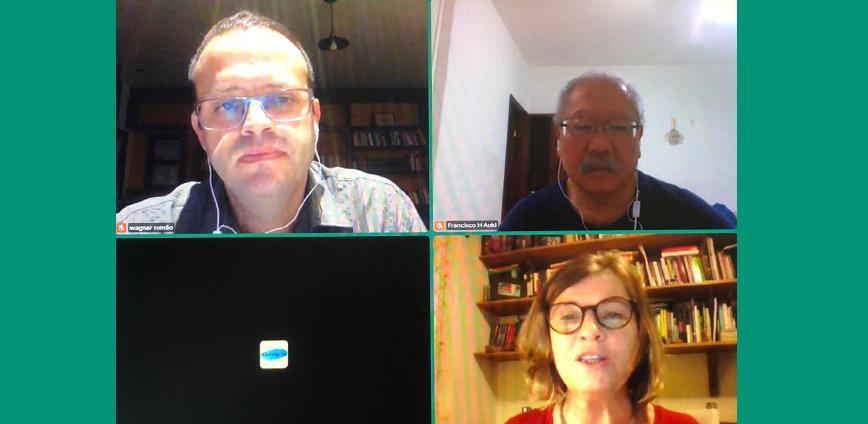 debate live home — Terceiro debate da ADunicamp sobre coronavírus: o avanço da pandemia e como conviver com ela — ADunicamp