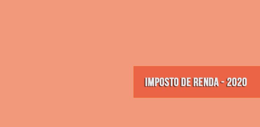 irpf 2020 — REFERENTE AOS INFORMES DOS CONVÊNIOS PARA FINS DE IMPOSTO DE RENDA 2020 — ADunicamp