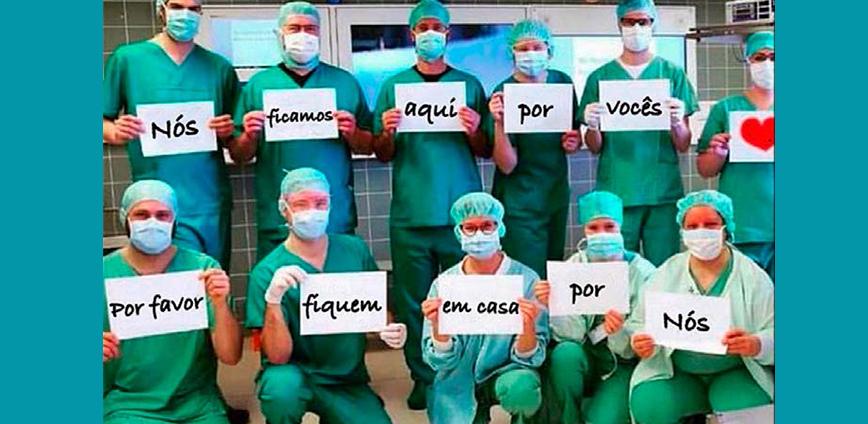 destacada — Pelos direitos de trabalhadoras e trabalhadores, pela vida das/os profissionais da saúde e em defesa dos serviços públicos — ADunicamp