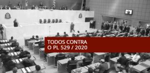 PETICAO ALESP 529 2020 — Boletins — ADunicamp