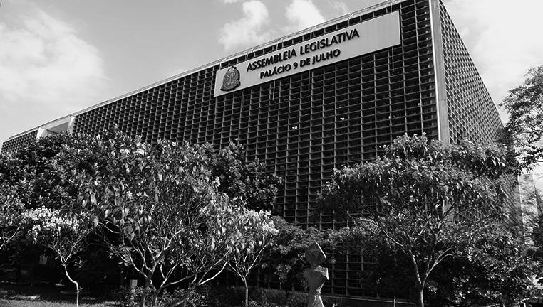ALESP FACHADA — Alesp aprova PL529, mas destaques, como retirada do confisco das Universidade, ainda serão votados — ADunicamp