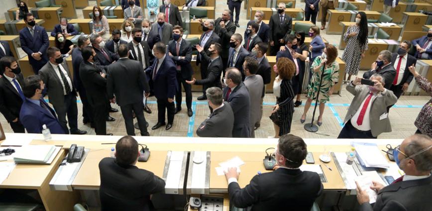 529 alesp plenario — Alesp confirma exclusão dos itens em destaque e conclui votação do PL 529 — ADunicamp