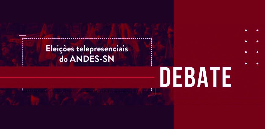 andes2020 HOME — ELEIÇÕES DO ANDES-SN 2020 | DEBATE — ADunicamp
