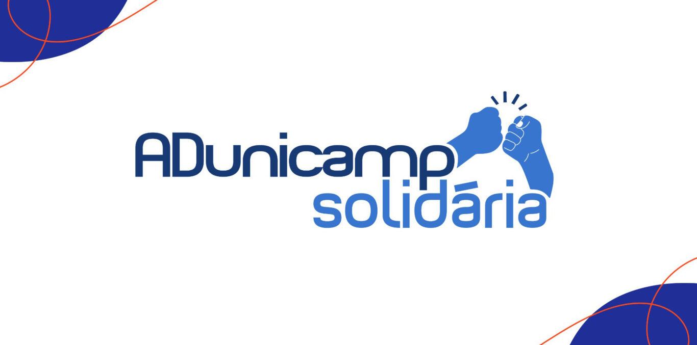 adu solidaria home 1 — ADunicamp lança campanha de solidariedade e convoca a sociedade para combater a fome agravada pela Covid-19 — ADunicamp