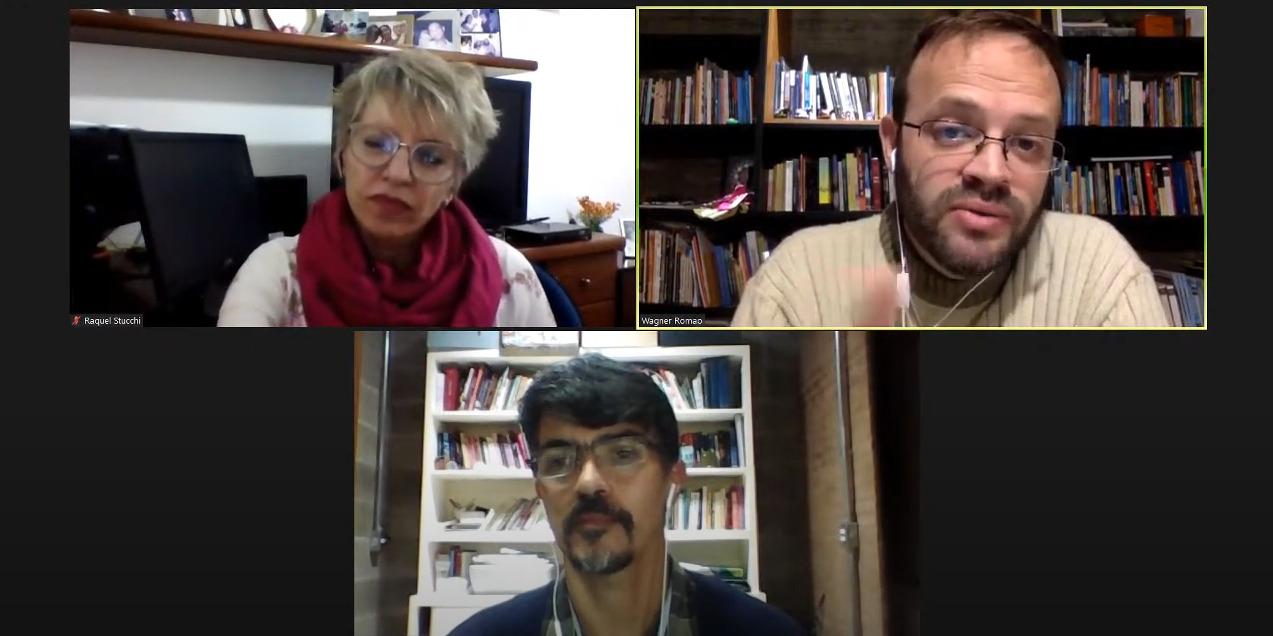 live 23062021 home — Negação da ciência e ações de Bolsonaro são responsáveis pelo descontrole da pandemia no Brasil — ADunicamp