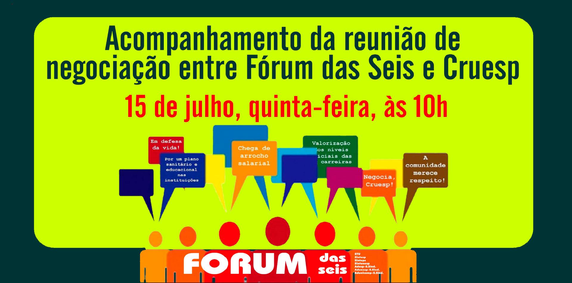 cruesp ao vivo — Quinta, 15/7, é dia de mobilização contra o arrocho e em defesa da vida — ADunicamp