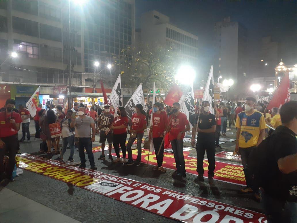 118 1 — Especial 18 de Agosto: milhares ocupam as ruas e ADunicamp também vai a atos contra Reforma Administrativa — ADunicamp