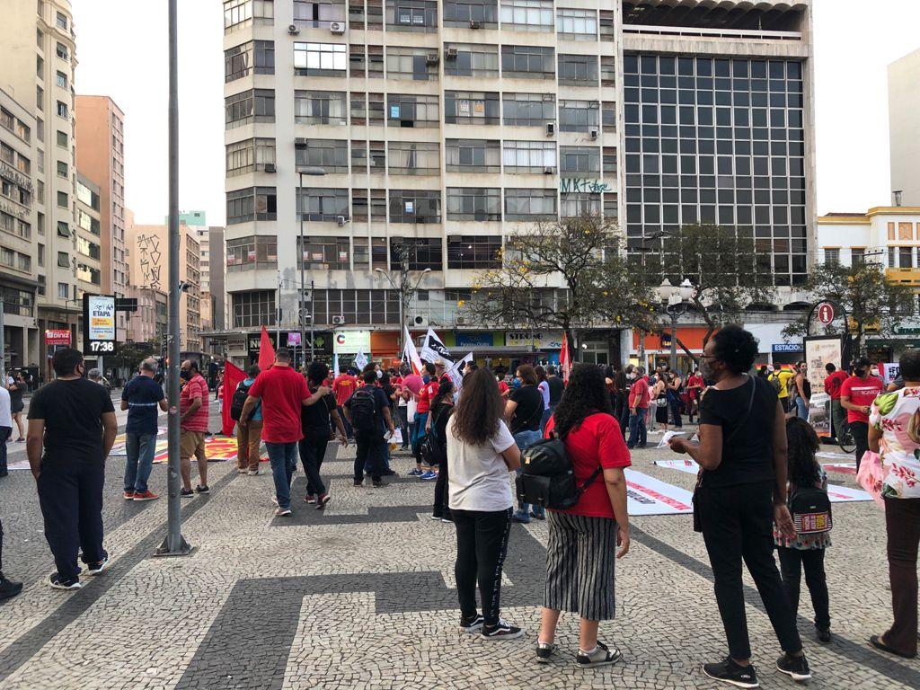 318 1 — Especial 18 de Agosto: milhares ocupam as ruas e ADunicamp também vai a atos contra Reforma Administrativa — ADunicamp