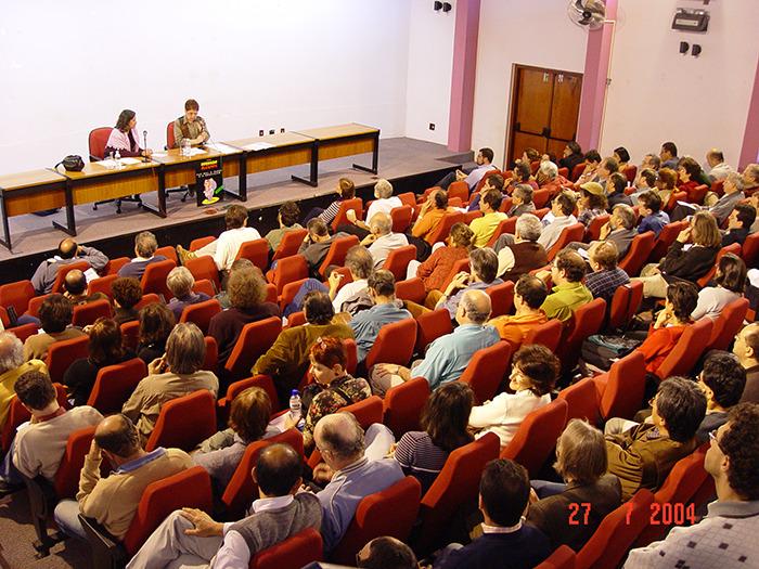 Assembleia de Docentes em 27 07 2004 — DATA-BASE 2021: A HISTÓRIA APONTA QUE SOMENTE COM MOBILIZAÇÃO AS REIVINDICAÇÕES SERÃO CONQUISTADAS — ADunicamp