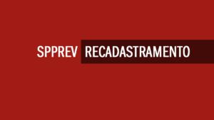 SSPREV RECADASTRAMENTO — Notícias — ADunicamp