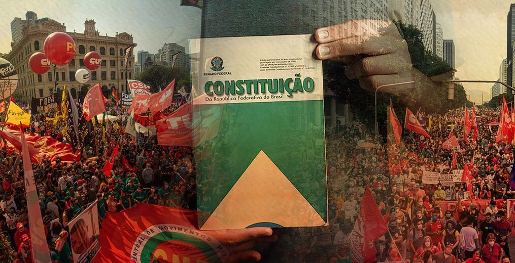 manifesto e1631571473214 — Democracia e Vida! — ADunicamp