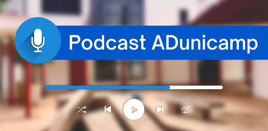 2021 podcast home — PODCAST ADunicamp | #Episódio 01 | A Data-base 2021 não acabou! — ADunicamp